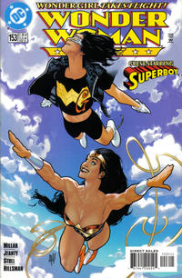 Cover for Wonder Woman (DC, 1987 series) #153