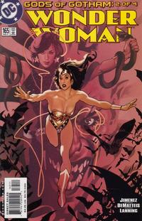 Cover for Wonder Woman (DC, 1987 series) #165