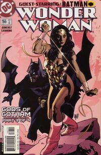 Cover for Wonder Woman (DC, 1987 series) #166