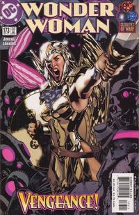 Cover Thumbnail for Wonder Woman (DC, 1987 series) #173