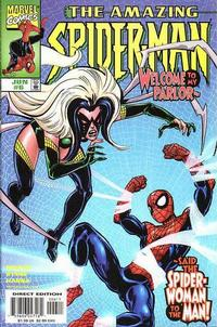 Cover Thumbnail for The Amazing Spider-Man (Marvel, 1999 series) #6 [Direct Edition]