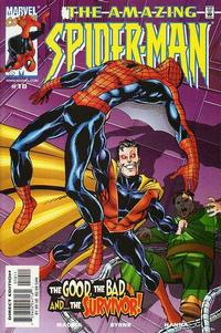 Cover Thumbnail for The Amazing Spider-Man (Marvel, 1999 series) #10 [Direct Edition]