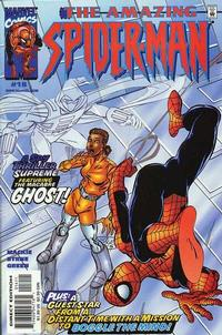 Cover Thumbnail for The Amazing Spider-Man (Marvel, 1999 series) #16 [Direct Edition]