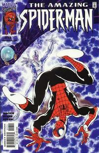 Cover Thumbnail for The Amazing Spider-Man (Marvel, 1999 series) #17 [Direct Edition]