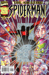 Cover Thumbnail for The Amazing Spider-Man (Marvel, 1999 series) #25 [Prismatic cover]