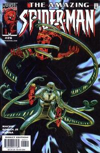 Cover Thumbnail for The Amazing Spider-Man (Marvel, 1999 series) #26 [Direct Edition]
