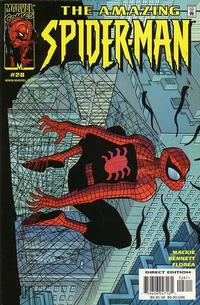 Cover Thumbnail for The Amazing Spider-Man (Marvel, 1999 series) #28 [Direct Edition]