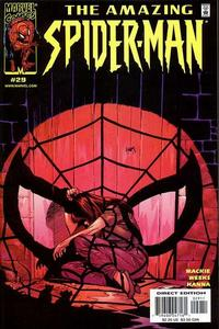 Cover Thumbnail for The Amazing Spider-Man (Marvel, 1999 series) #29 [Direct Edition]