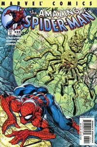 Cover Thumbnail for The Amazing Spider-Man (Marvel, 1999 series) #32 (473) [Direct Edition]