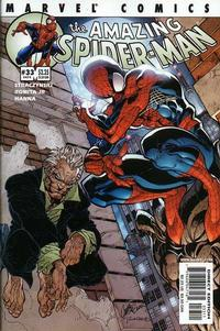 Cover Thumbnail for The Amazing Spider-Man (Marvel, 1999 series) #33 (474) [Direct Edition]
