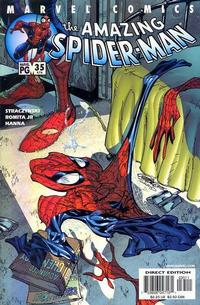 Cover Thumbnail for The Amazing Spider-Man (Marvel, 1999 series) #35 (476) [Direct Edition]