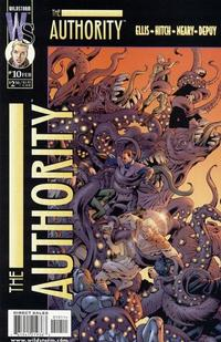 Cover Thumbnail for The Authority (DC, 1999 series) #10