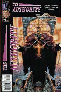 Cover Thumbnail for The Authority (DC, 1999 series) #24
