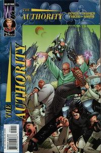 Cover Thumbnail for The Authority (DC, 1999 series) #25