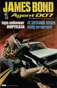 Cover Thumbnail for James Bond (Semic, 1965 series) #31/[1974]