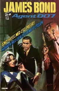 Cover Thumbnail for James Bond (Semic, 1965 series) #34/[1975]