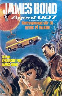 Cover Thumbnail for James Bond (Semic, 1965 series) #44/[1977]