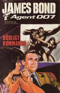 Cover Thumbnail for James Bond (Semic, 1965 series) #52/[1978]
