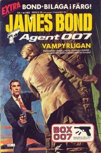 Cover Thumbnail for James Bond (Semic, 1965 series) #1/1982