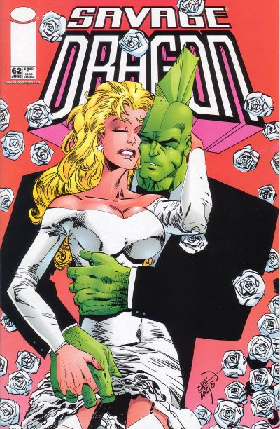 Cover for Savage Dragon (Image, 1993 series) #62
