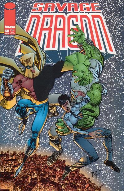 Cover for Savage Dragon (Image, 1993 series) #68