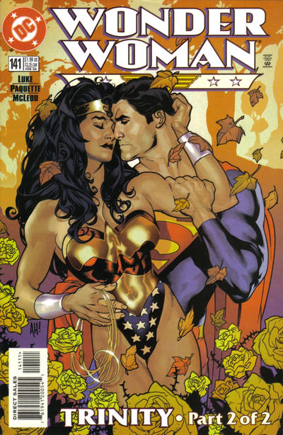 Cover for Wonder Woman (DC, 1987 series) #141