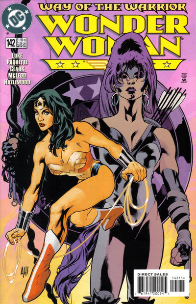 Cover for Wonder Woman (DC, 1987 series) #142