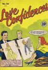 Cover for Love Confidences (Bell Features, 1951 series) #50
