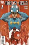 Cover Thumbnail for World's Finest (2009 series) #1 [Cover B]