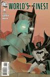 Cover for World's Finest (DC, 2009 series) #4 [Batman cover]