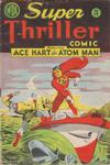 Cover for Super Thriller Comic (World Distributors, 1947 series) #15