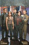 Cover Thumbnail for Stargate Atlantis: Wraithfall (2005 series) #2 [Team Photo]