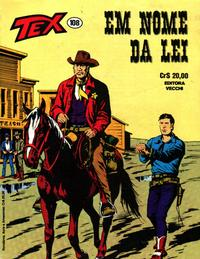 Cover Thumbnail for Tex (Editora Vecchi, 1971 series) #108