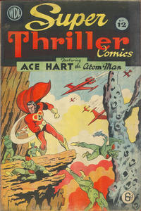 Cover Thumbnail for Super Thriller Comic (World Distributors, 1947 series) #12
