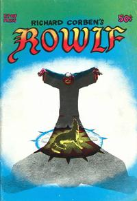 Cover Thumbnail for Rowlf (Rip Off Press, 1971 series)  [1st print - Wizard]