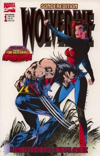 Cover Thumbnail for Wolverine (Panini Deutschland, 1997 series) #1