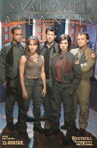 Cover Thumbnail for Stargate Atlantis: Wraithfall (Avatar Press, 2005 series) #2 [Team Photo]