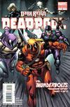 Cover for Deadpool (Marvel, 2008 series) #8 [2nd Print Variant]