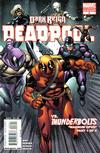 Cover Thumbnail for Deadpool (2008 series) #8 [2nd Print Variant]