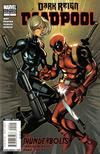 Cover for Deadpool (Marvel, 2008 series) #9 [Second Printing]