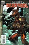 Cover for Deadpool (Marvel, 2008 series) #11 [2nd Print Variant]