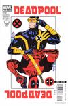 Cover for Deadpool (Marvel, 2008 series) #16 [Cyclops Cover]