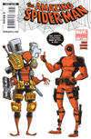 Cover Thumbnail for The Amazing Spider-Man (1999 series) #611 [2nd Printing Variant]
