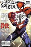 Cover Thumbnail for The Amazing Spider-Man (1999 series) #568 [2nd Printing Variant]