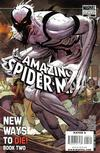 Cover for The Amazing Spider-Man (Marvel, 1999 series) #569 [2nd Printing John Romita Jr Variant Cover]