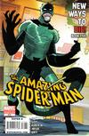 Cover for The Amazing Spider-Man (Marvel, 1999 series) #572 [2nd Printing John Romita Jr Variant Cover]