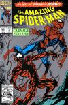 Cover Thumbnail for The Amazing Spider-Man (1963 series) #361 [Second Printing]