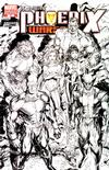 Cover Thumbnail for X-Men: Phoenix - Warsong (2006 series) #1 [Black-and-White Variant Edition]