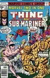 Cover for Marvel Two-in-One (Marvel, 1974 series) #28 [35¢]
