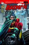 Cover for Batman Sonderband (Panini Deutschland, 2004 series) #21 - Batman R.I.P. - Das Erbe